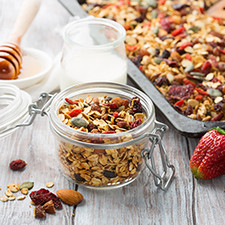 Muesli & Dried Fruits