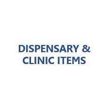 DISPENSARY & CLINIC ITEMS